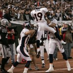 Eddie Royal Celebrates 1st NFL TD. From the looks of it there are many more to come.