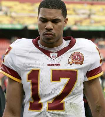 Jason Campbell is not looking very good.
