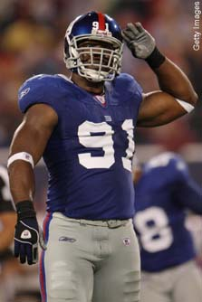 Justin Tuck we salute you!