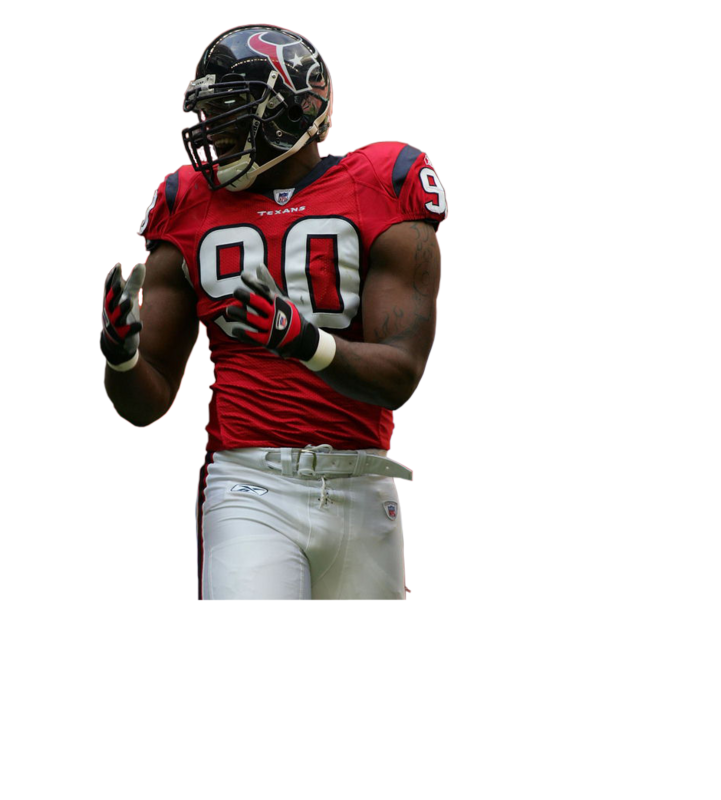 Mario Williams of the Houston Texans