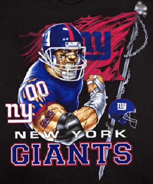 New York Giants look Tough this year.