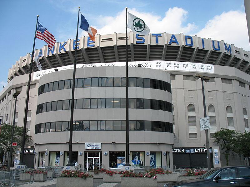 Ye 'ole Yankee Stadium