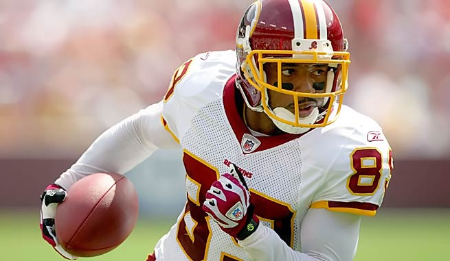 Santana Moss beats Tracy Porter for 67 yard TD strike