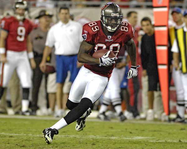 Antonio Bryant of Tampa Bay Bucs
