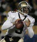 Drew Brees leads all signal callers this year with 1,993 passing yards through only six weeks of play.
