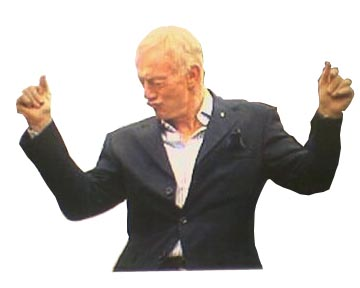 Dallas Cowboys Owner, Jerry Jones