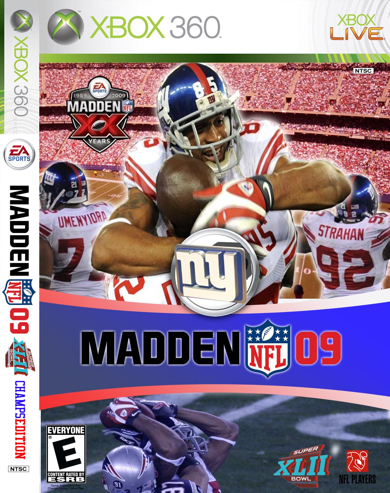 Madden 09 Challenge