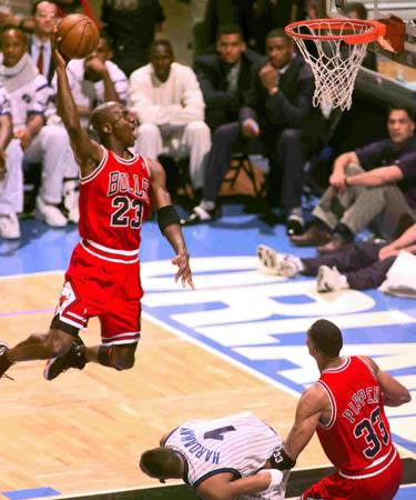 Micheal Jordan Skys Above