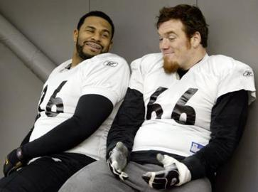 Jerome Bettis and Alan Faneca are no longer play for the Steelers and they were crucial players for the steelers in 2005