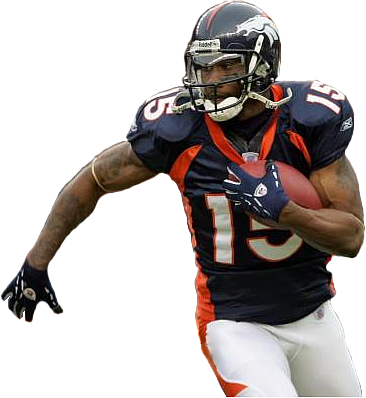 Brandon Marshall WR Denver Broncos