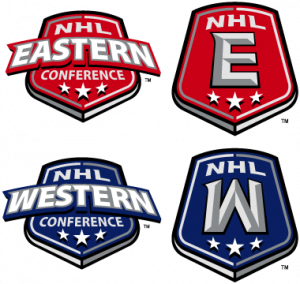 nhl conference logos 300x284 Conference Realignment Good for NHL