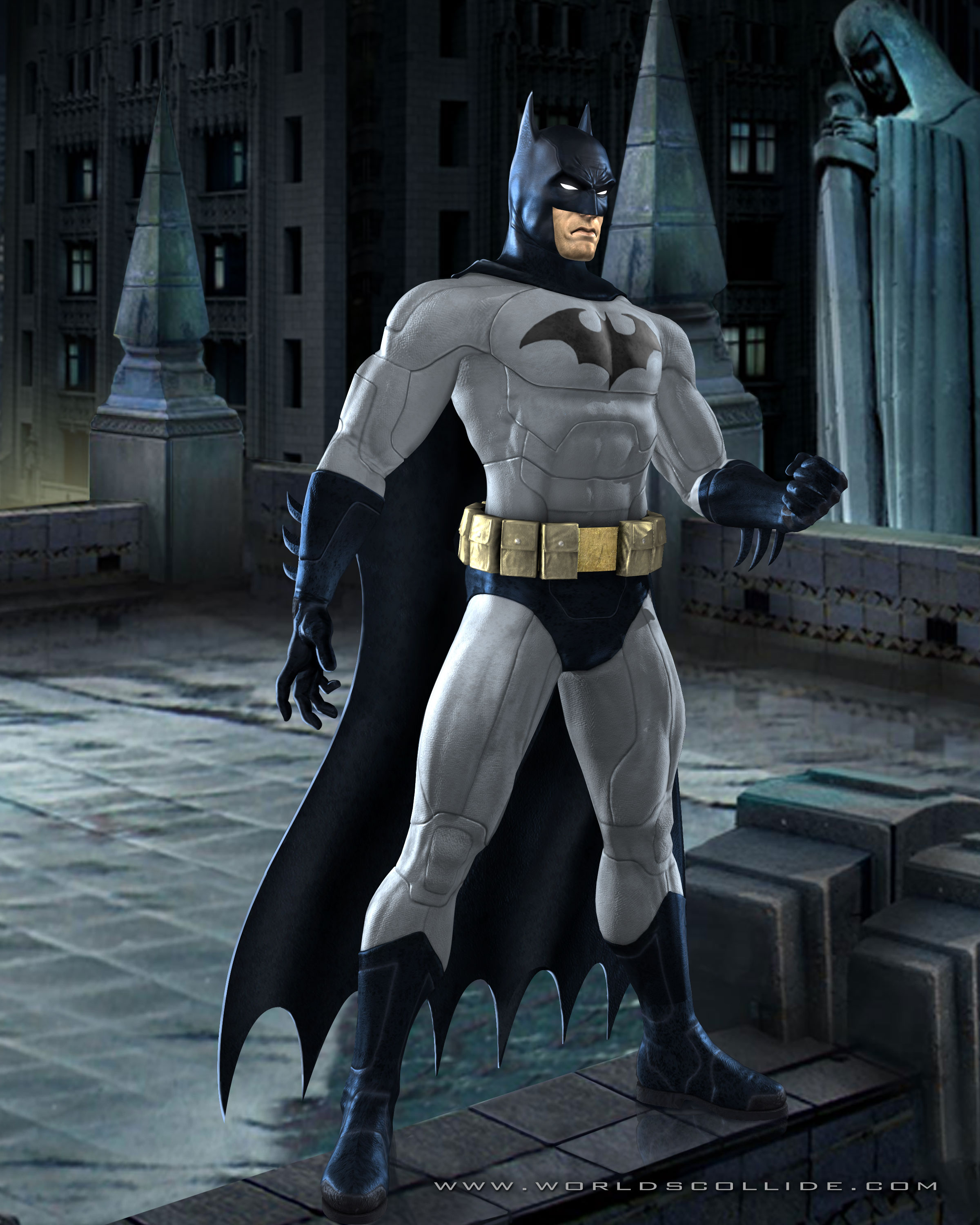 Batman Cartoon