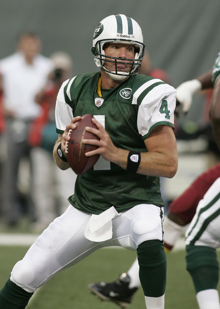Brett Favre The Legend.