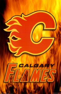 calgary flames 196x300 Flames Looking to End Playoff Woes