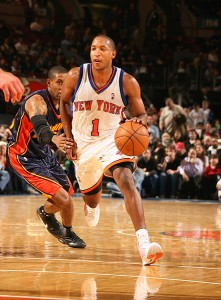 Chris Duhan has played like Steve Nash did under Mike D'Antoni, this season for the Knicks
