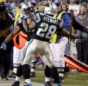 jonathan stewart deangelo williams 300x295 Mad'Nuff Mad Skills player of the week