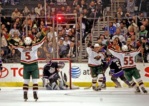 minnestoa wild goal1 300x213 No Need to Panic in Minnesota...Yet