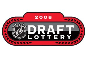 nhl draft lottery 300x200 NHL Standings Basement Battle