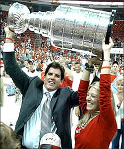 peter laviolette Hurricanes and Laviolette Part Ways