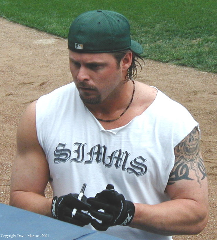 Jason Giambi Ready To Sign