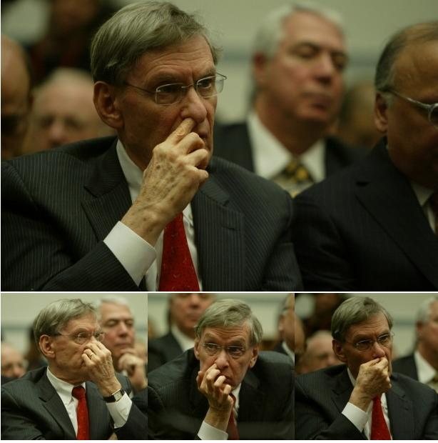 Worthless Booger Picking Idiot Bud Selig