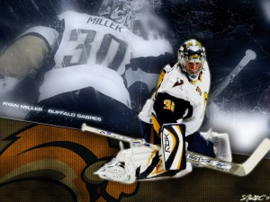 ryan miller2 300x225 Vanek Out a Month, Sabres Need Not Panic