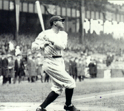 Babe Ruth Hall Of Famer