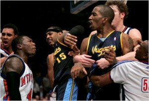 NBA FIGHTS!
