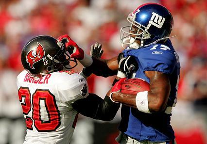 burress barber fighting What will the Giants do? All of the WRs are vertically challenged!