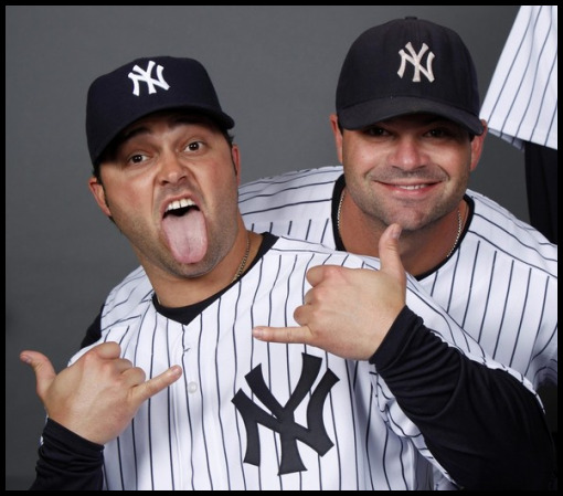 Nick Swisher Is The Jack Black Of Baseball