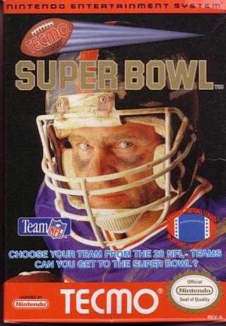 tecmo super bowl photo Play Tecmo Superbowl online