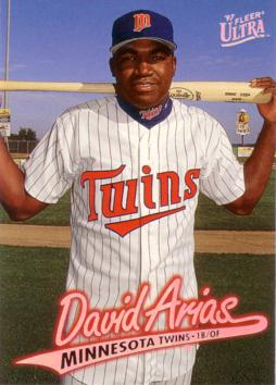 David Ortiz Before The Redsox Taught Him To Use Steroids