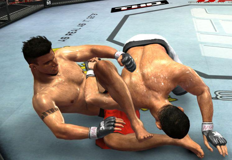ufc undisputed 2009 released sports games UFC Undisputed is finally here and available for purchase!