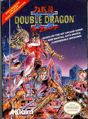 The NES Cover of Double Dragon II