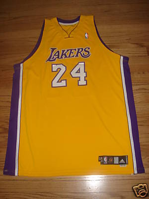 There is a great deal on game worn Kobe Bryant Jersey on ebay right now!