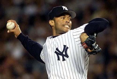 Mariano Rivera 500 Saves
