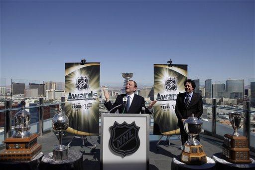 NHL Awards Vegas