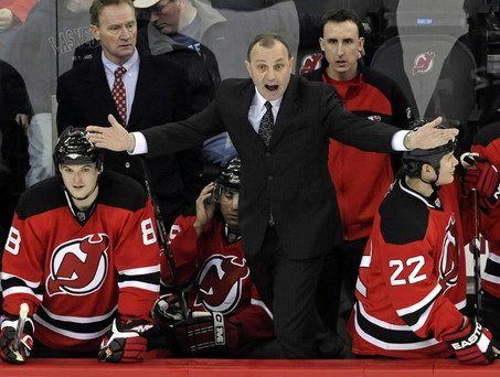 brent sutter Sutter Leaves Devils for Family Reasons