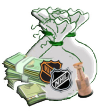 nhl money bag Free Agency Extravaganza