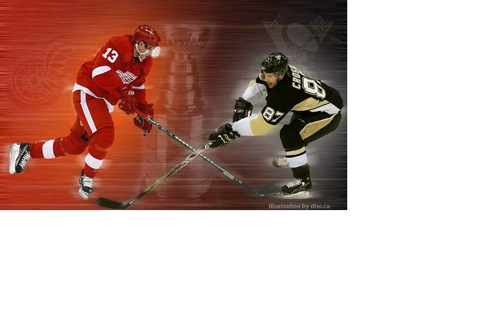 pens red wings game seven Red Wings/Penguins Game 7 Showdown