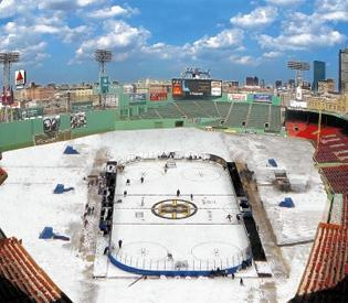 winter classic fenway NHL Winter Classic Doubleheader?