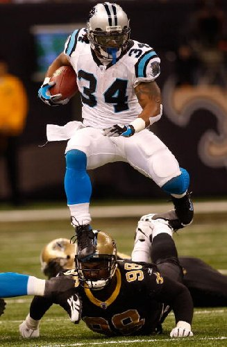 7. DeAngelo Williams