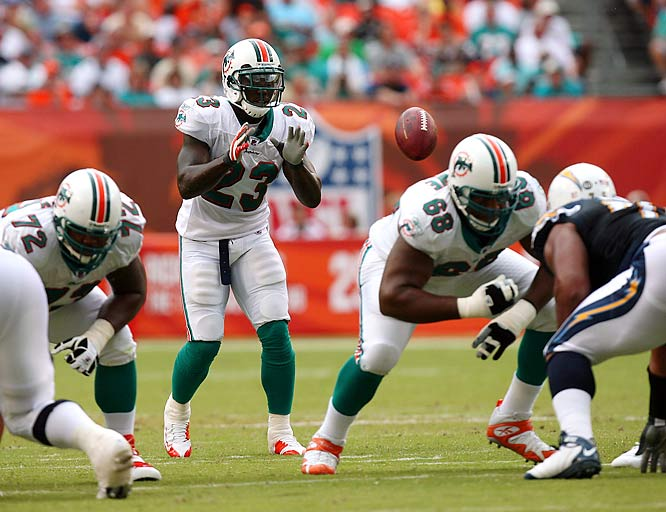 4. Ronnie Brown