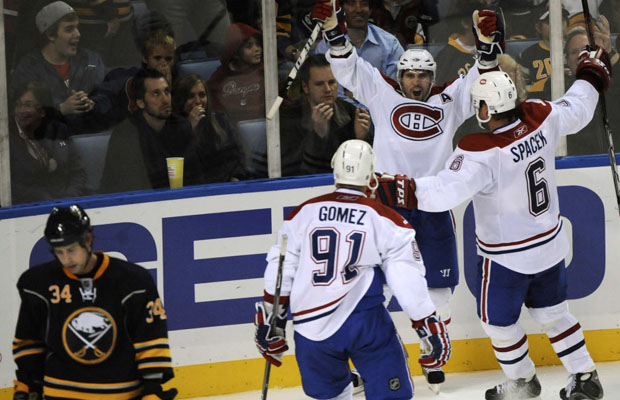 new canadiens Canadiens Set for Good Year