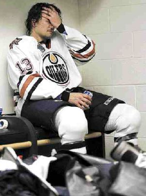 Penguins Fly, Oilers Flop