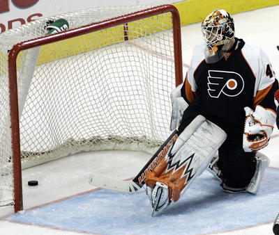 flyers give up goal Winter Classic Ruined by Philly?