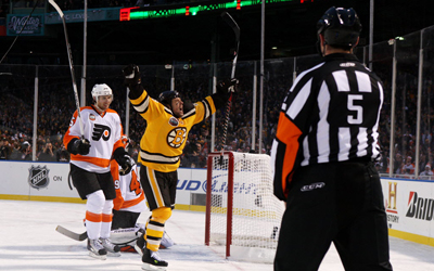 bruins win winter classic Winter Classic a Mega Success