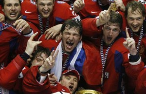 russia gold 300x193 Russia/Canada Eye Olympic Gold